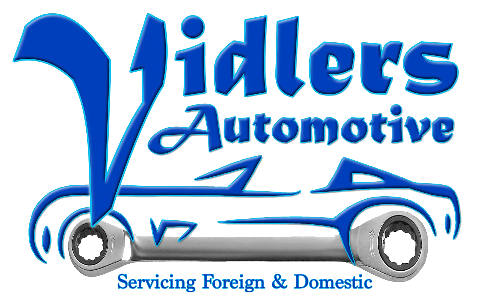 Vidlers Automotive Logo