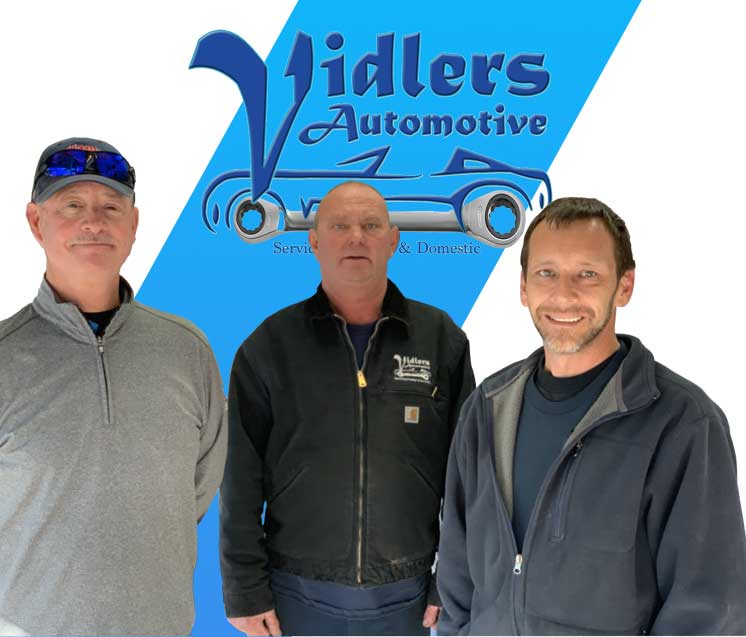 Vidlers Automotive Auto Repair Mechanics